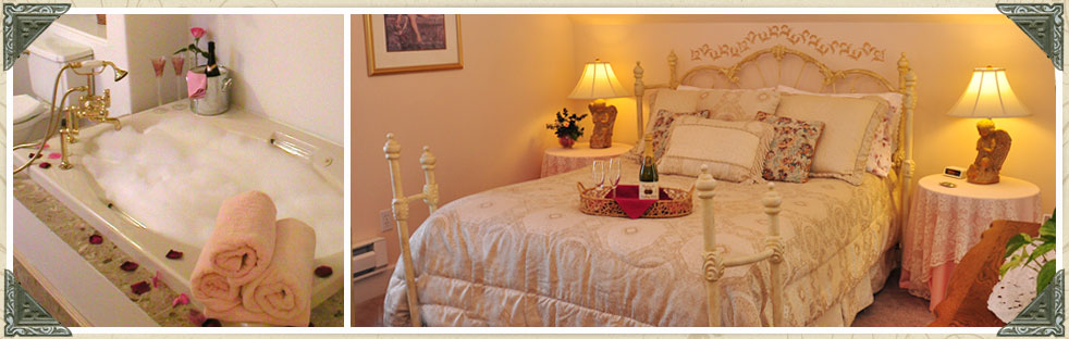 Blue Gull Bed and Breakfast Port Townsend Angel Room