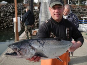 Olympic Peninsula Salmon